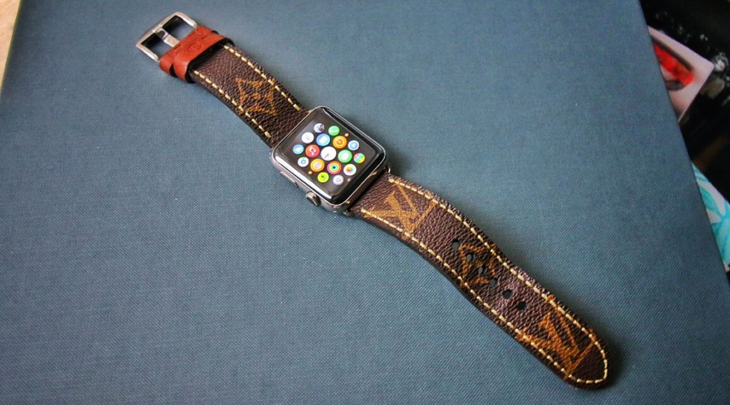 custom watch bands